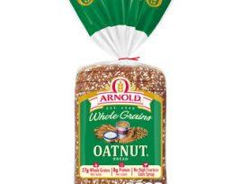 Arnold Whole Grains Oatnut Bread