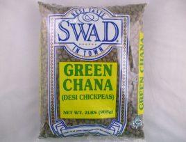 Green Chana Desi Chickpeas