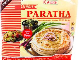 Kawan Onion Paratha – 5 pcs (FROZEN)
