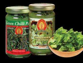 LAXMI GREEN CHILI PASTE